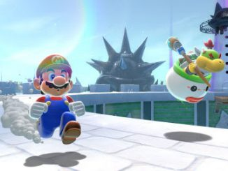 Trailer: Super Mario 3D World + Bowser's Fury is here