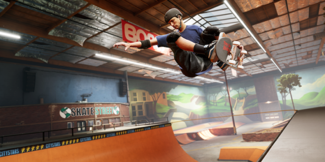 Tony Hawk's Pro Skater coming to Switch, PS5, and Xbox Series X