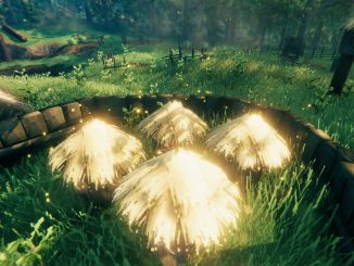 Valheim guide -- How to farm honey from beehives