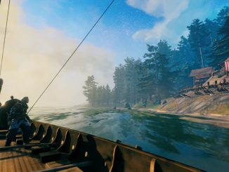 Valheim guide -- How to use rafts, ships, and carts to transport ores