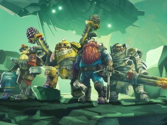 Deep Rock Galactic roadmap outlines two upcoming updates