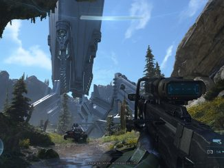 New Halo Infinite PC campaign screenshots show a lot of improvement