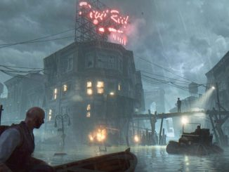 Nacon responds to claims of theft from The Sinking City developer