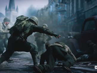WWII Vanguard is allegedly the next Call of Duty title