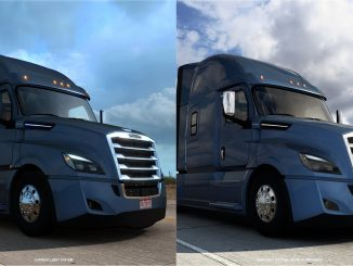 American and Euro Truck Simulator graphics update gets a deep dive