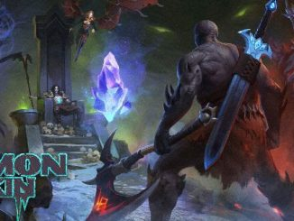 Trailer: Demon Skin brings super-tough, side-scrolling action to the PC