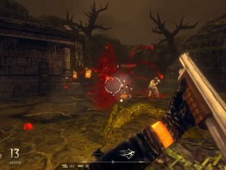 Old school-style FPS Dread Templar blasts onto Steam Early Access this fall