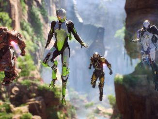 End of Anthem leads to game director leaving BioWare