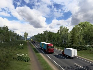 Russia is the next map expansion for Euro Truck Simulator 2