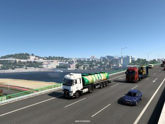 Euro Truck Simulator 2's graphical update also now live (v1.40)