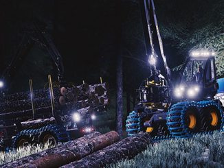 Farming Simulator 19 cuts in with the new Rottne Pack DLC