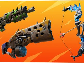A Fortnite Season 6 bug is allowing players to craft weapons quicker