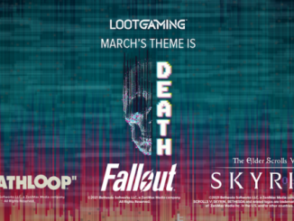 March's Loot Gaming Crate gets dark with Death