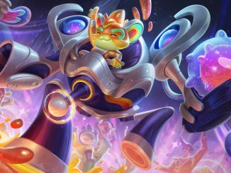 Riot Games' League of Legends Space Groove event kicks off April 1