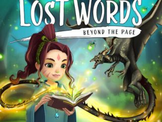 Trailer: Lost Words: Beyond the Page coming to PC and consoles next month