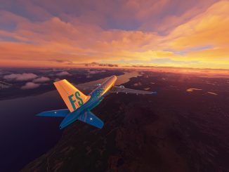 The next big update for Microsoft Flight Simulator is coming in a few days
