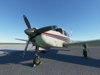 Just Flight Piper Arrow III for Microsoft Flight Sim preview