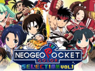 NeoGeo Pocket Color Selection Vol.1 (Switch) Review