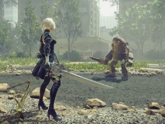Nier Automata xbox game pass ms store updated steam