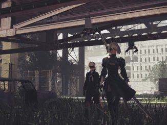Automata gets review bombed on Steam as players demand patch
