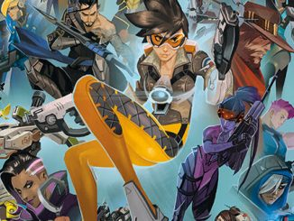 Dark Horse collects the old and the new in new Overwatch Anthology