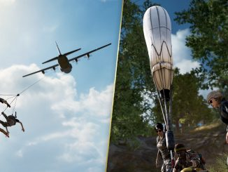 Newest PUBG update brings back Paramo, adds Fulton balloons