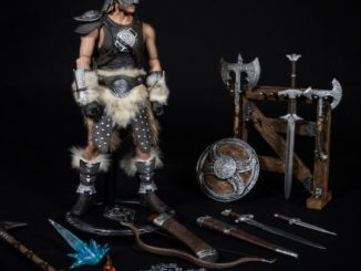 Skyrim's Dragonborn collector figure from PureArts is ready for pre-order