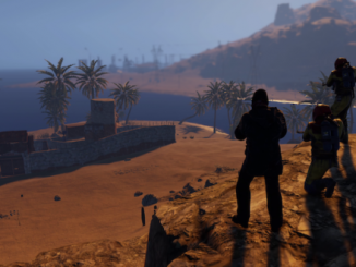 Survival title Rust officially coming to consoles in May