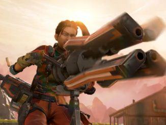 An Apex Legends bug is making Rampart's Amped Cover useless