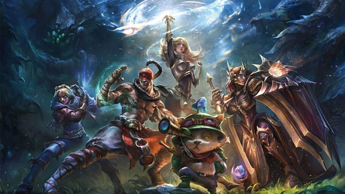 Riot has begun seeking developers for the League of Legends MMO