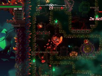 Raise hell in Rising Hell, a rogue-lite platformer coming this May