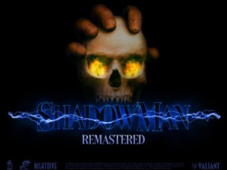 Shadow Man Remastered gets April launch, coincides with new comic series