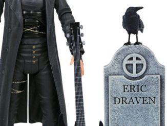The Crow, Jack Sparrow, and a pair of DC Comics statues are out now from DST