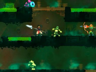 Dead Cells' latest alpha update is here with an ironic tombstone weapon