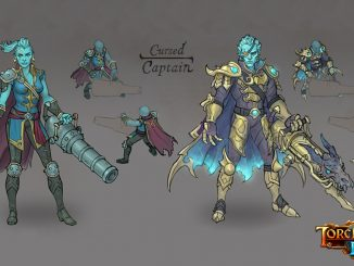 Upcoming Torchlight III update adds Cursed Captain class and more
