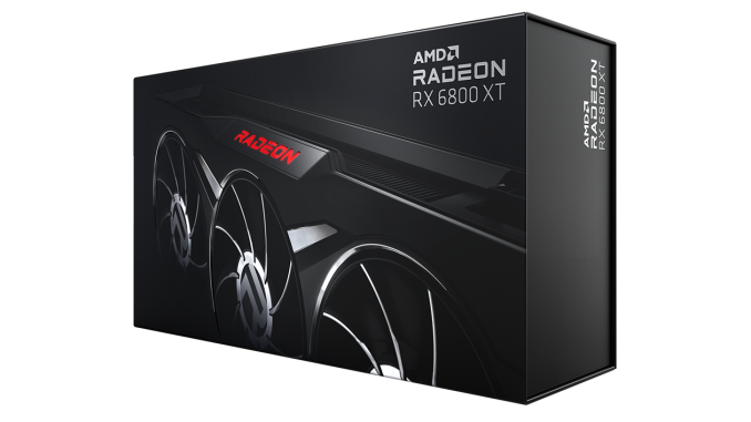 A sleek, all black AMD RX 6800 XT has debuted and already sold out