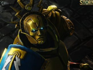 Take a first look at Warhammer Age of Sigmar: Storm Ground's gameplay