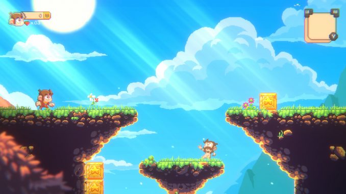 Alex Kidd in Miracle World DX trailer reveals June release date for the remake of the Sega classic