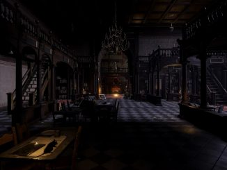 Devour gets a new map, The Asylum, and more in a massive update today