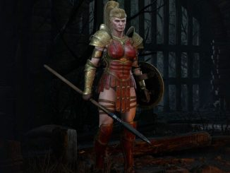 An old mod let players use other classes in Diablo II: Resurrected alpha