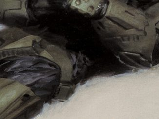 Dark Horse's original Halo book to get reissue