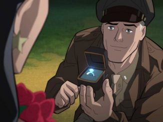 Trailer: Check out a Wonder-ous marriage proposal in Justice League: WWII