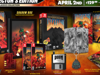 Pre-orders open now for LRG's Doom: The Classics Collection