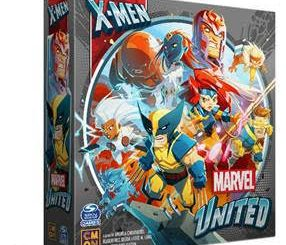 Spinmaster brings the X-Men together for new tabletop title