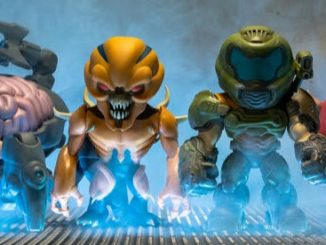 Doom Eternal collectible figure line coming up from Numskull