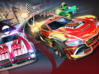 Rocket League Season 3 Pass revs up the new Tyranno car