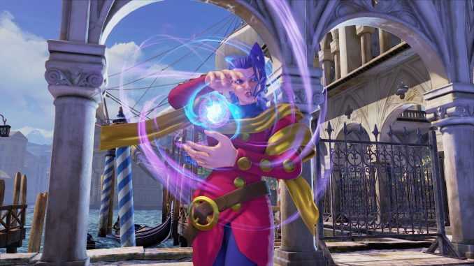 Rose is now available in Street Fighter V, gets new gameplay trailer