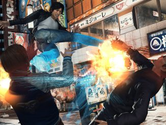 Judgment announcement coming next week from makers of Yakuza