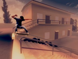The newly announced Skate City game rides onto PC in early May