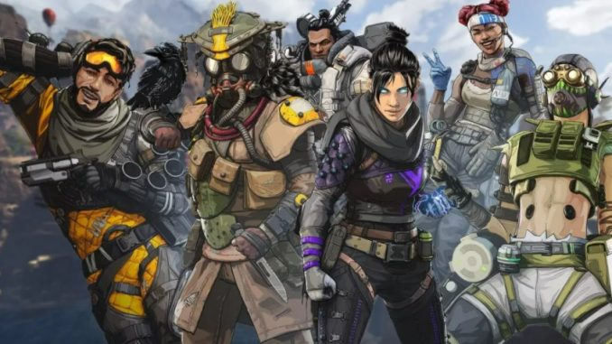 Steam-powered Legend Pariah seemingly leaks for Apex Legends